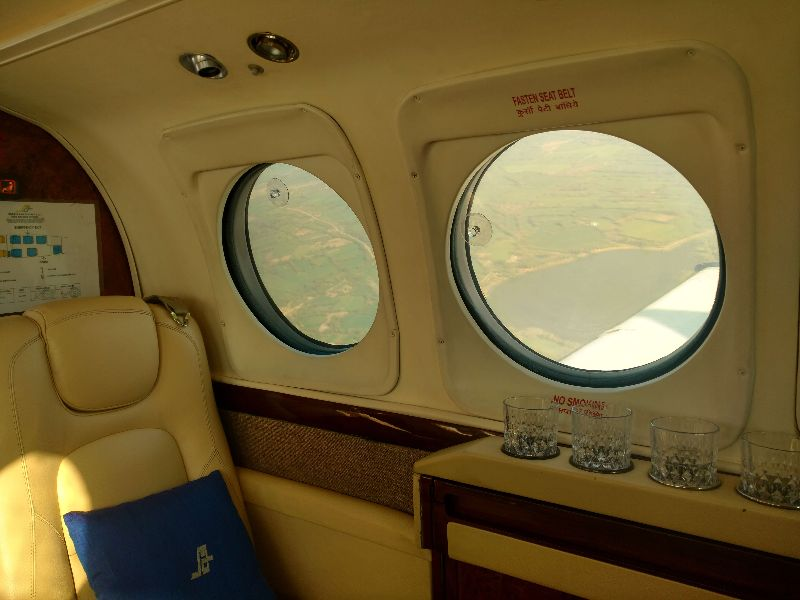 Rajasthan by charter flight