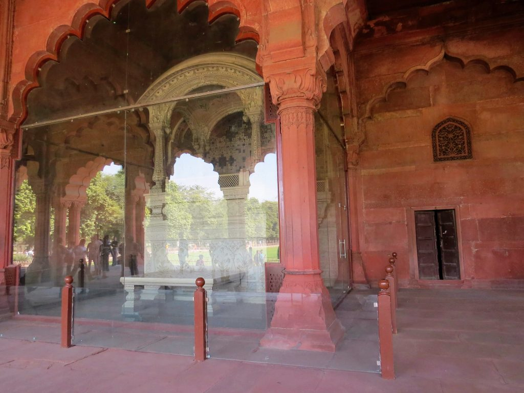 Red Fort Old Delhi tour