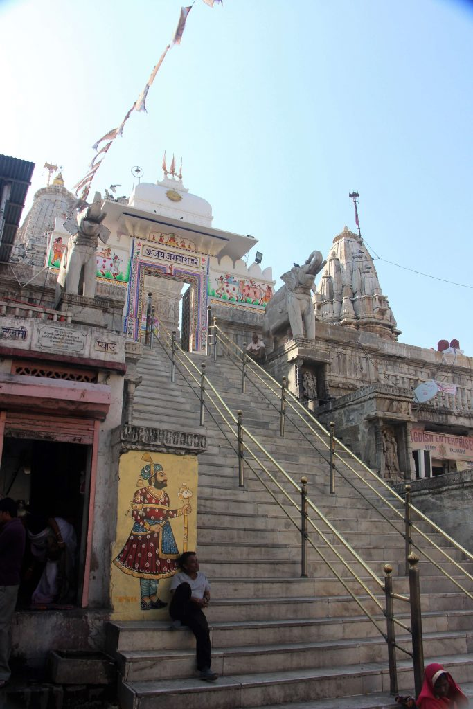 Jagdish Temple Udaipur old city Rajasthan