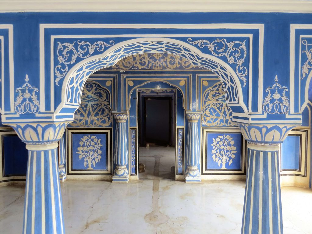 Private Rooms at Jaipur's City Palace