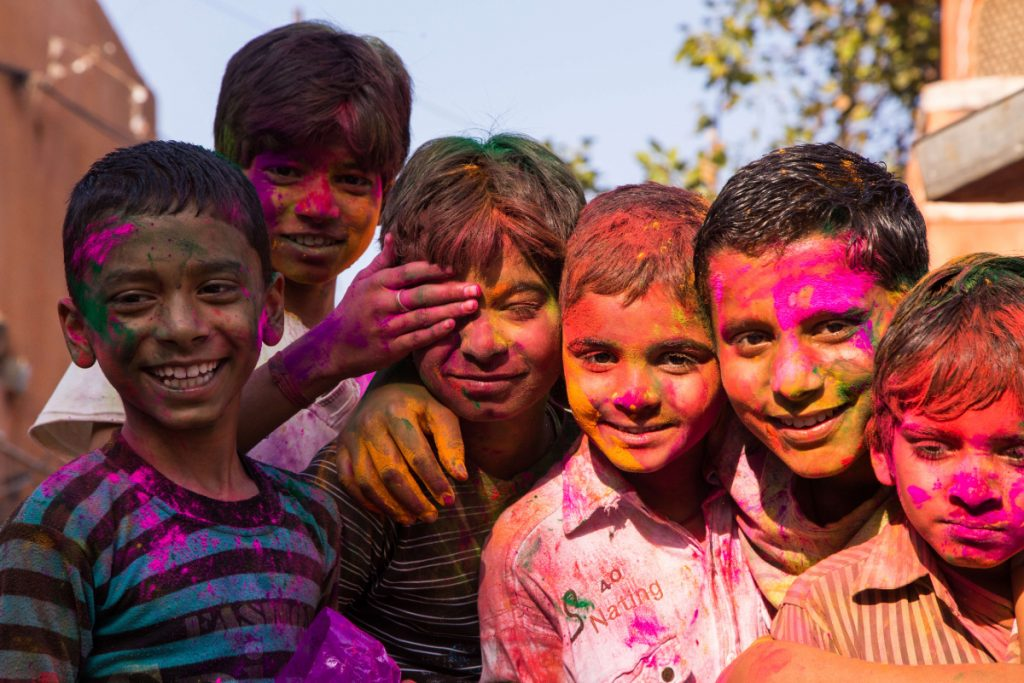 Holi is one of the best times to visit Rajasthan